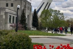 Montreal-Fruehling-Olympic-Park