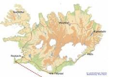Island-Uebersicht