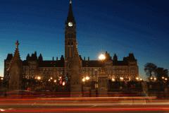 kanadische-Parlament