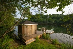 Mahone-Bay-Bed-and-Breakfast-Dock-with-Canoo
