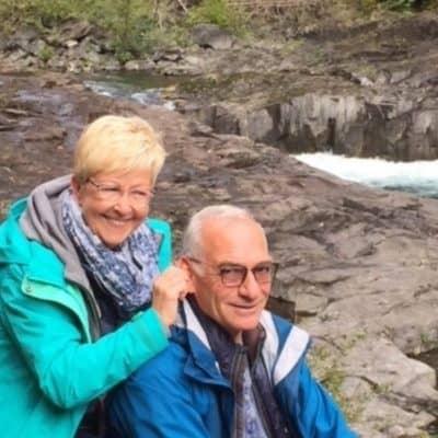 Jutta und Berthold M. aus Eltville (begleitete Mietwagentour 2018)