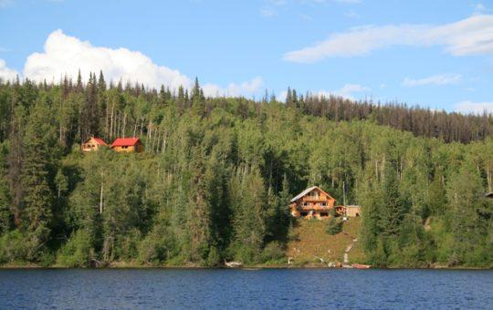 Wildnis-Feeling, Lodge und Wander-Abenteuer