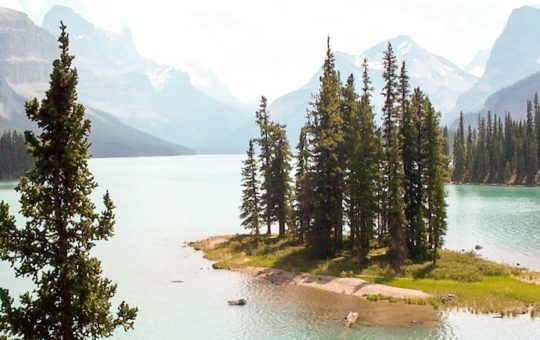 Berge und Meer – Facetten Westkanadas