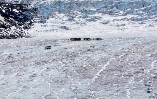 COLUMBIA ICEFIELD - Discovery Sightseeing Tour