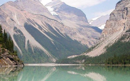 Westkanada bereisen wie die Kanadier