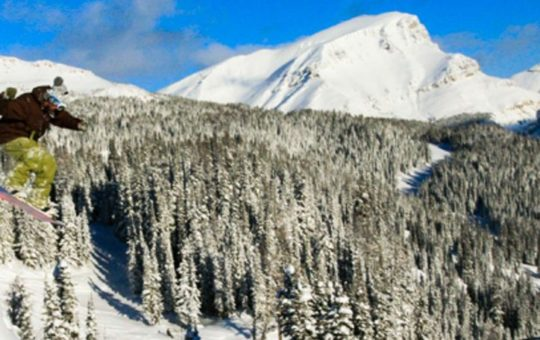 Banff-Lake Louise – Rocky Mountains Skiurlaub