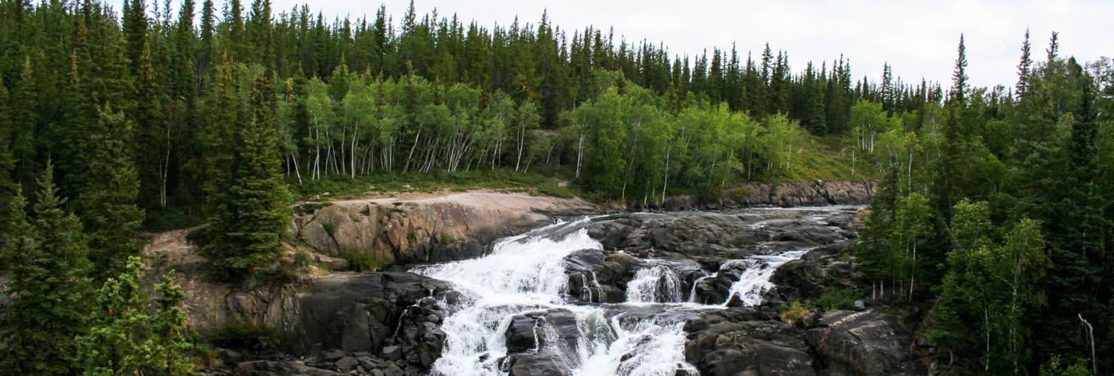 Die unentdeckten Northwest Territories