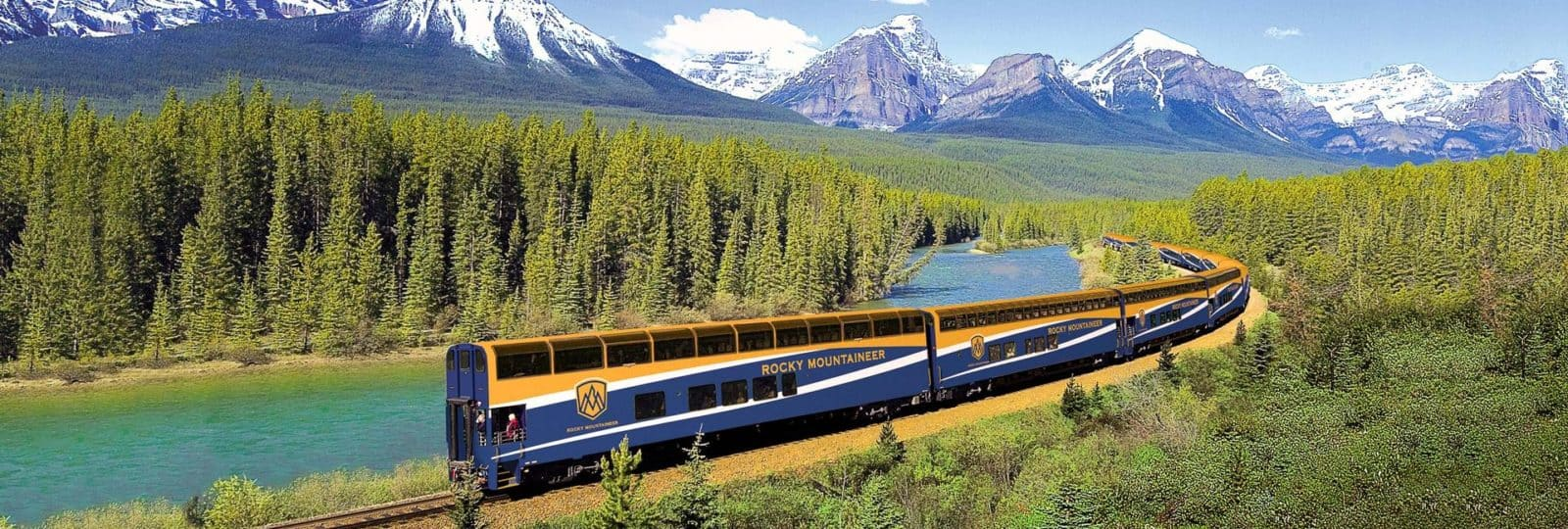 Rocky Mountaineer – First Passage