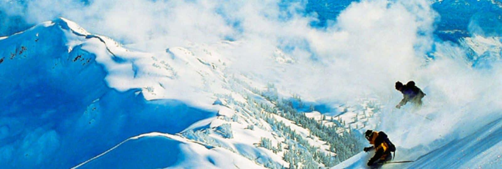 Whistler und Blackcomb – zwei grandiose Skigebiete