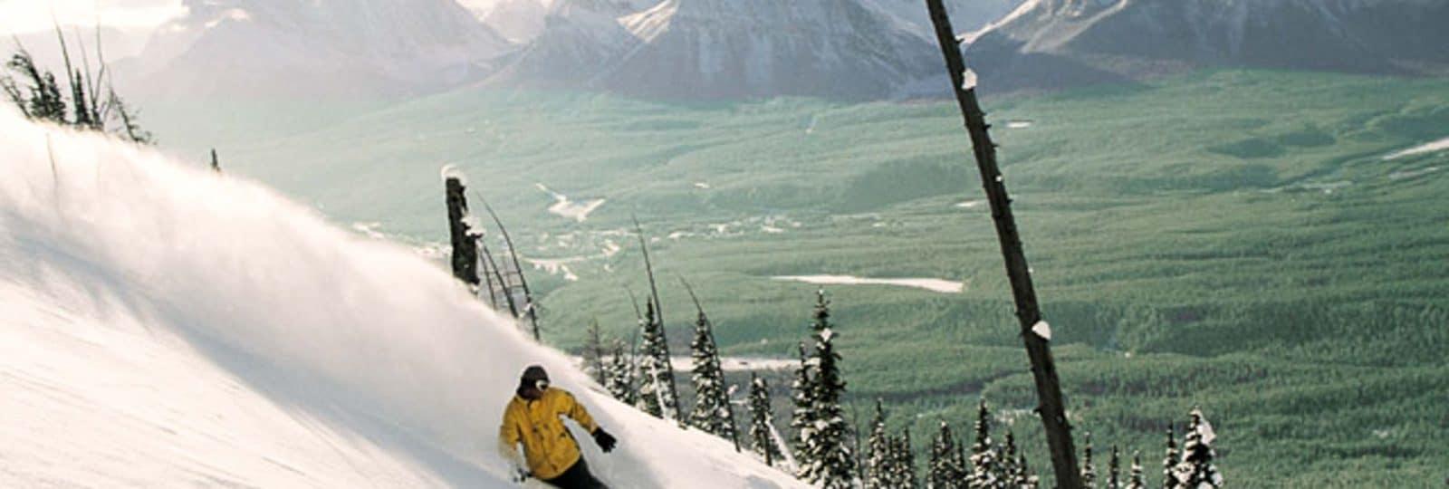 Skifahren in einer anderen Dimension – ein geführtes Skiabenteuer