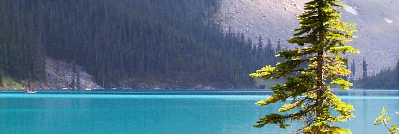 Der Wilde Westen Kanadas