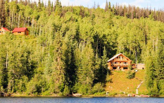 Lodge-Abenteuer in Westkanadas Natur
