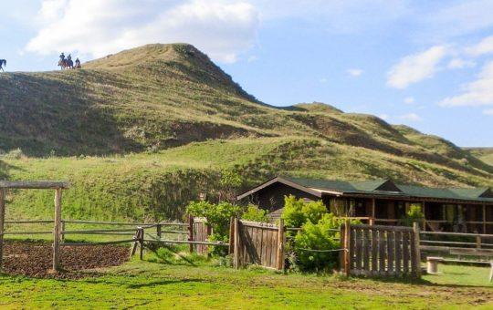 Working Ranch in Saskatchewan unter Deutscher Leitung