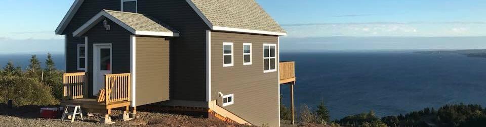 Helge's Ferienhaus – Cape George Point, N. Scotia