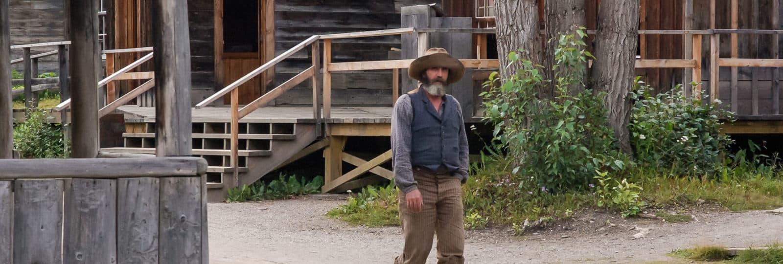 Im Land der Goldsucher, Cowboys und Bären