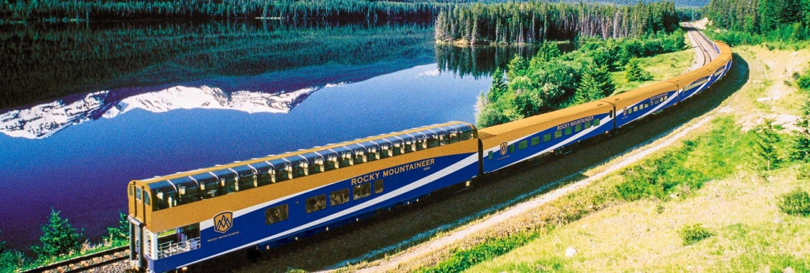 Rocky Mountaineer – Journey Clouds