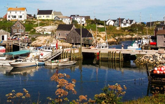 Traditionelles Atlantik-Kanada