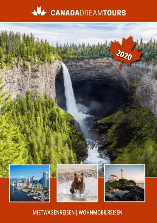 Canada Dream Tours Katalog 2020 - Mietwagenreisen & Wohnmobilreisenl