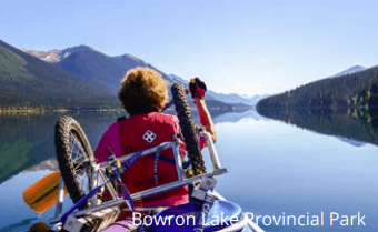 BOWRON LAKE KANUTOUR (4 Tage/3 Nächte)