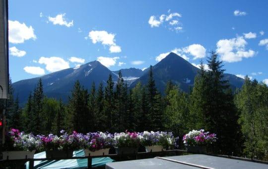 Einladendes Bed and Breakfast bei Smithers im Norden British Columbias