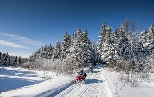 Winterwunderland Ostkanada