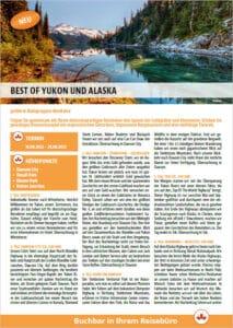 Yukon-Alaska Reise mit Canada Dream Tours